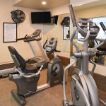 fitness center at Best Western Executive Inn & Suites